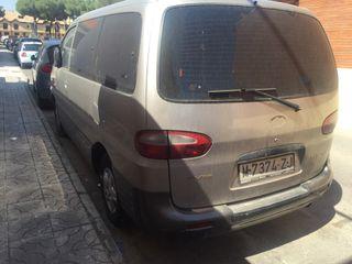 Furgoneta Hyundai H1,7 plazas,diesel.