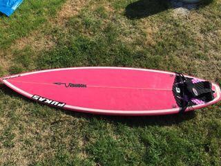Tabla surf PUKAS rawson 6,2