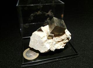 Pirita de Navajún minerales