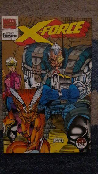 X-Force n°1