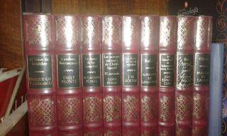 Libros de literatura castellana