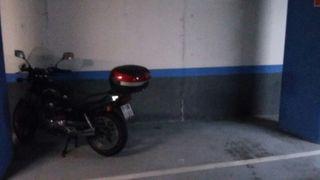 Parking moto-quad-minicotxe alquiler