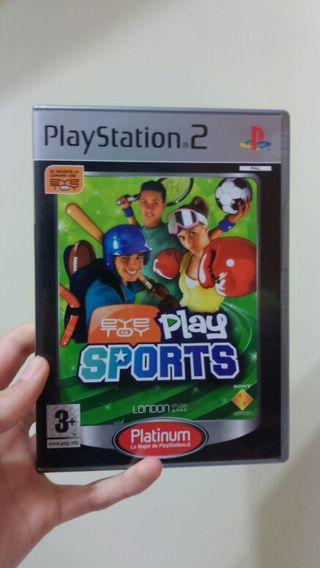 Juego play sports
