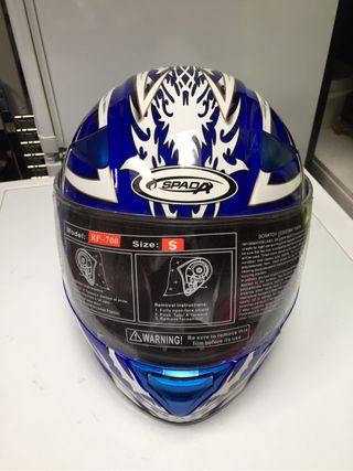 New helmet motorcycle