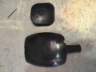 Tapas filtro aire Harley V-Rod