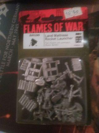 Rocket Launcher Britanicos Flames of war