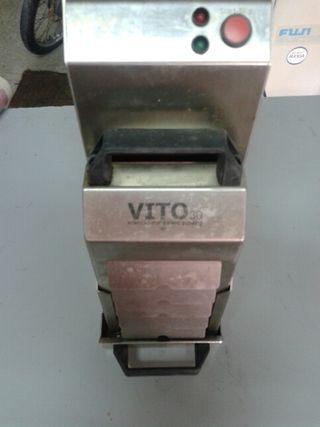 Sistema de filtraccion de aceite Vito