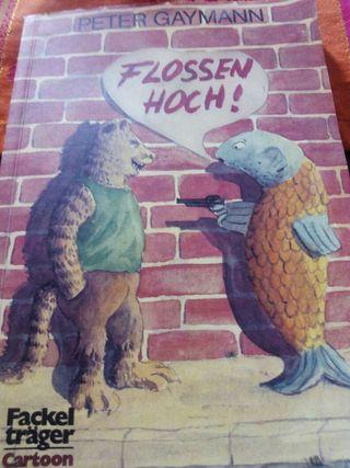 Libro Cartoons Deutsch
