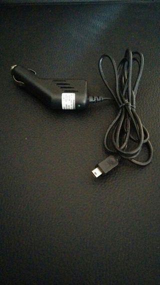 Cargador Coche CCT-001 Mini USB 12V-5V