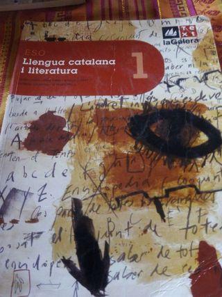 Eso 1 lengua catalana e literatura