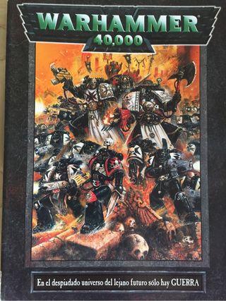 Reglamento 4ª Edición Warhammer 40.000