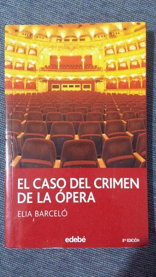 El caso del crimen de la opera