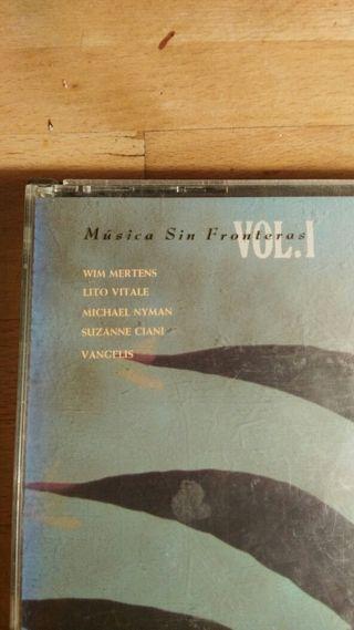 LOTE DE 14 CDs de NUEVAS MUSICAS / NEW AGE