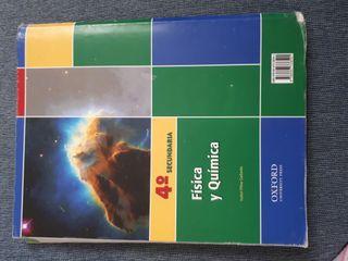 Física y química 4 eso Oxford proyecto Anfora #operacioncole