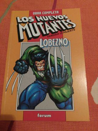Los Nuevos Mutantes. Lobezno.