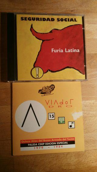 Recopilacion 8 CDs música españols