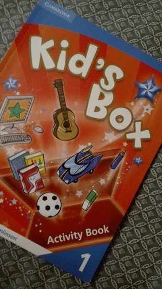 Kid's box activity book