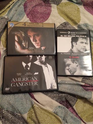 Colección Russell Crowe