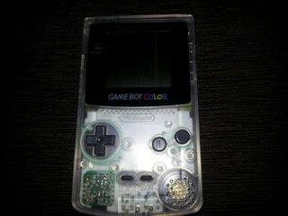 Gameboy color nueva