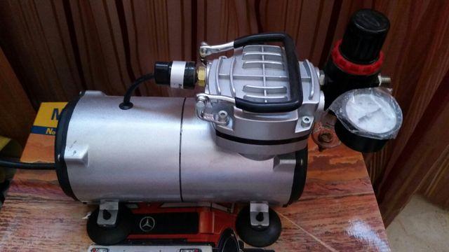 Aerografos+compresor