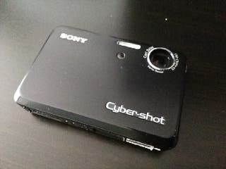 Cámara Digital Sony Cyber-Shot DSC-T3