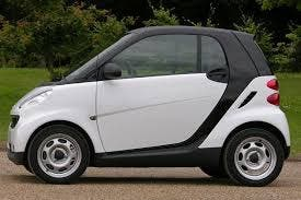 SMART FORTWP COUPE