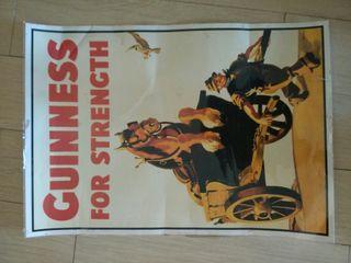 Poster guinnes