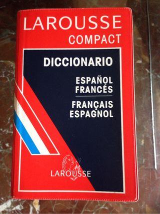 Diccionario Larousse Español-Francés
