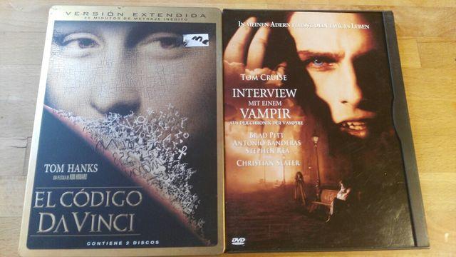 SELECCIÓN DE 6 PELICULAS DVD