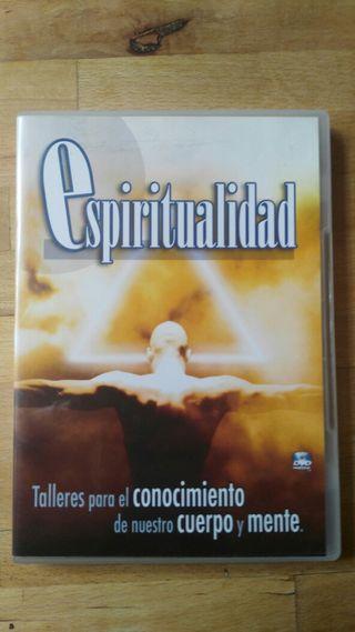 4 DVDs ESPIRITUALES