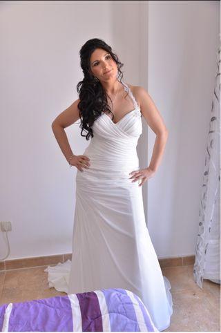 Vestido novia Euforia 2016