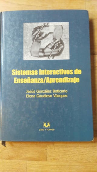Libro: Sistemas interactivos de enseñanza/aprendizaje