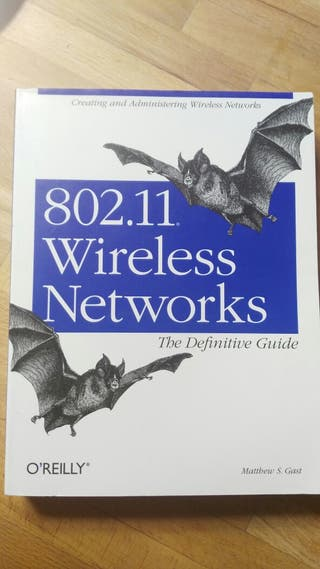 Libro en inglés: 802.11 Wireless Networks