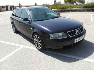 Audi A6 Quattro 2.4 gasolina