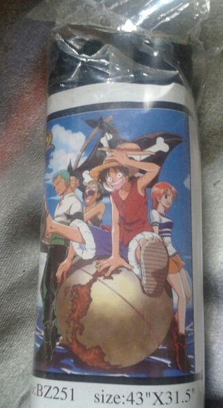Póster tela One Piece (Nuevo)
