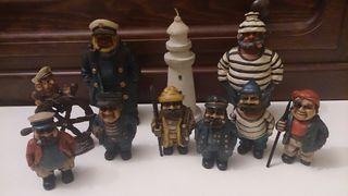 Figuras náuticas decoración