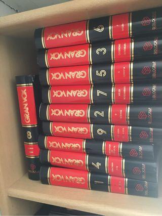Coleccion de enciclopedia Gran Vox