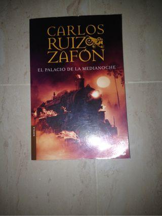 El palacio de la medianoche - Carlos Ruiz Zafon