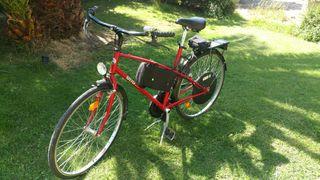 Bicicleta electrica paseo Ebike
