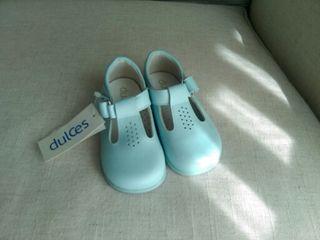 Zapato bebé marca dulces