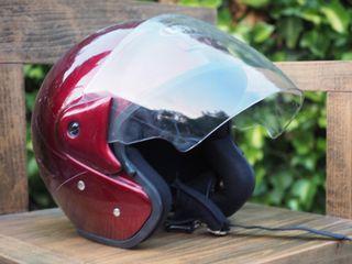 Casco Levior Helmets E-9 Talla L