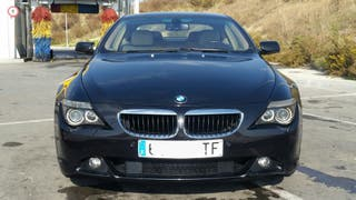 Bmw serie 6 coupe 630