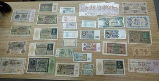 60 Billetes colección