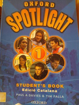 Student's Book 1° y 3° ESO Oxford Spotlight
