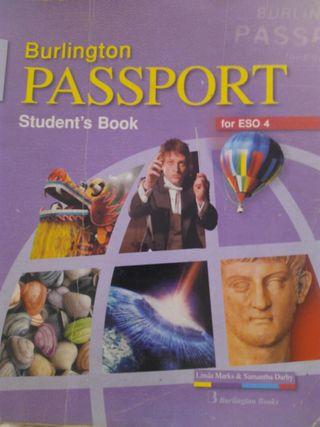 Student's Book 4° ESO Burlington Passport