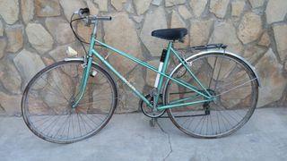 Bici de paseo G.A.C vintage.