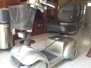 Scooter eléctrico para minusválidos