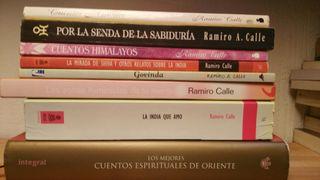 BBIBLIOTECA DE 17 LIBROS DE RAMIRO CALLE