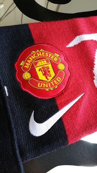 Bufanda Manchester United oficial