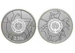 Monedas Portugal 2010 De 2,5€